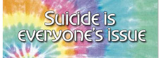 Suicide is everyone's issue